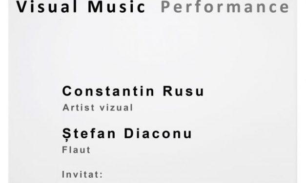 """Expoziție de artă """"Ekphrasis. Visual Music"""" @ ETAJ – artist run space, București"""