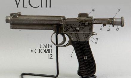 """Expoziția """"Fețele noi ale armelor vechi"""" @ Muzeul Naţional de Istorie a României"""