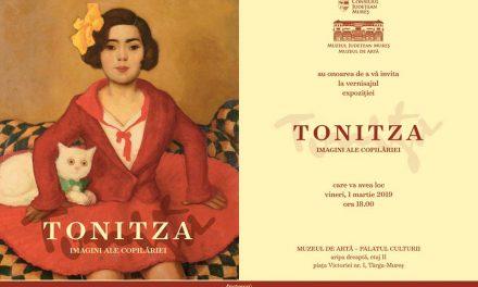 """Expoziția """"Tonitza. Imagini ale copilăriei"""" @ Muzeul Județean Mureș – Muzeul de Artă"""