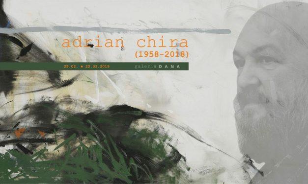 Expoziție de pictură în memoria artistului Adrian Chira (1958-2018) @ Galeria de artă DANA, Iași