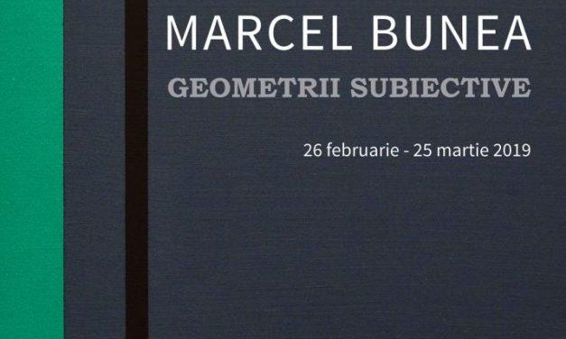 """Expoziție Marcel Bunea """"Geometrii Subiective"""" @ Galeria CONTEMP, București"""