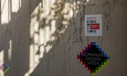 OPEN CALL CARTIERUL CREATIV@ Romanian Design Week 2019