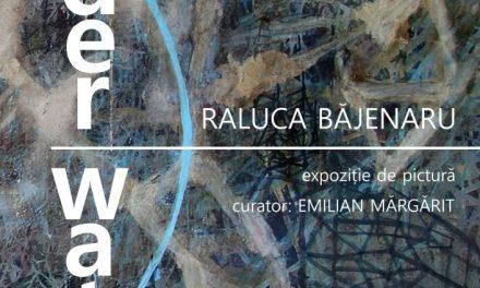 """Raluca Băjenaru, expoziție de pictură """"under│water"""" @ Galeria Pygmalion, Timișoara"""
