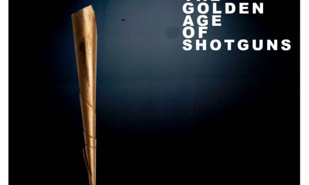 "Solo show Mircea Modreanu ""The Golden Age of Shotguns"" la ETAJ artist-run space, București"