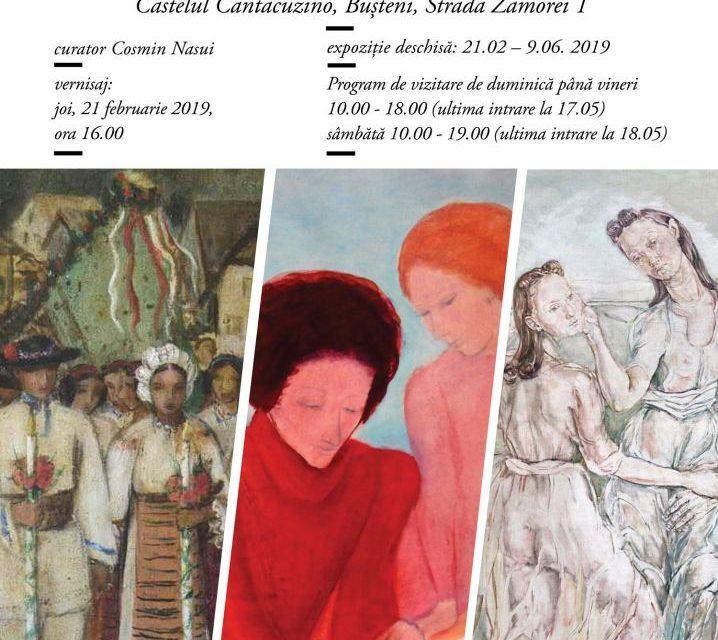 Women Power in Art @ Cantacuzino Castle