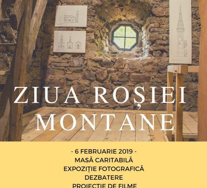 Ziua Roșiei Montane @ Muzeul Național al Țăranului Român