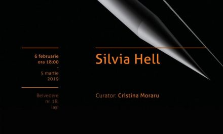 Silvia Hell expune în premieră la Borderline Art Space, Iași