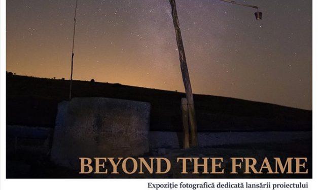 """""""Beyond the frame"""" Expoziție fotografică dedicată lansării proiectului  """"Arhiva de fotografie a Muzeului de Artă Cluj-Napoca"""""""