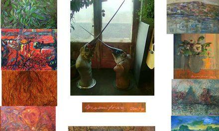 Puiu Costachi Dumitras si Daniel Craciun – pictură @ Carol 53