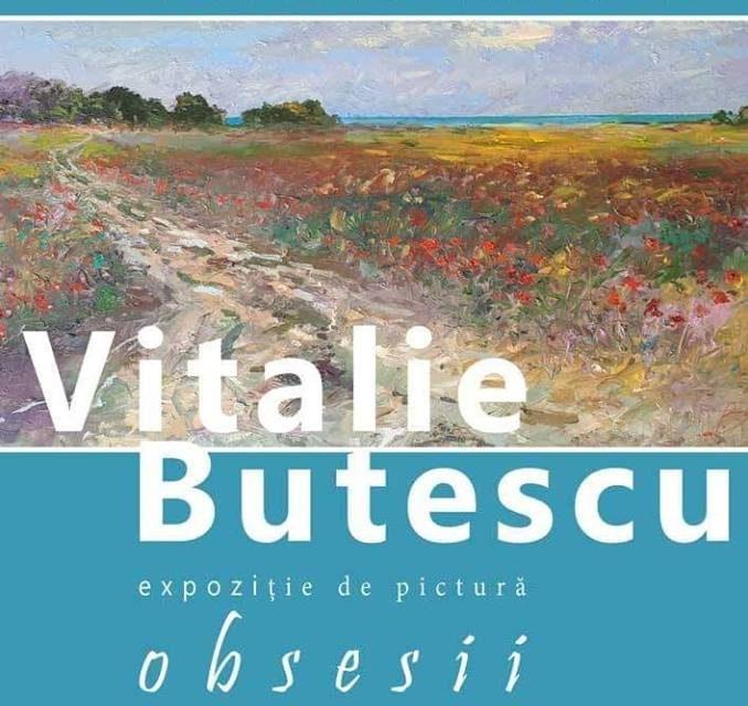 Obsesii – Vitalie Butescu @ Galeria 2 Art