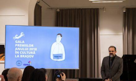 Premiile Anului 2018 în Cultură la Brașov decernate de Consorțiul Cultural Corona