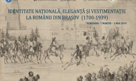 """Expoziția """"Identitate națională, eleganță și vestimentație la românii din Brașov (1700-1939)"""" @ Muzeul Național de Istorie a României"""