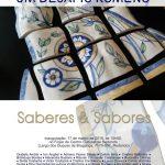 """Două expoziții românești în cadrul celei de-a VIII-a ediții a festivalului multicultural """"Saberes e Sabores de Outras Gentes"""" din Redondo"""