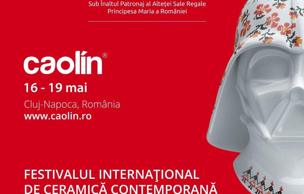 Aplicațiile sunt deschise pentru CAOLIN 2019 – Festivalul Internațional de Ceramică Contemporană care va avea loc în perioada 16-19 mai în Cluj-Napoca, România