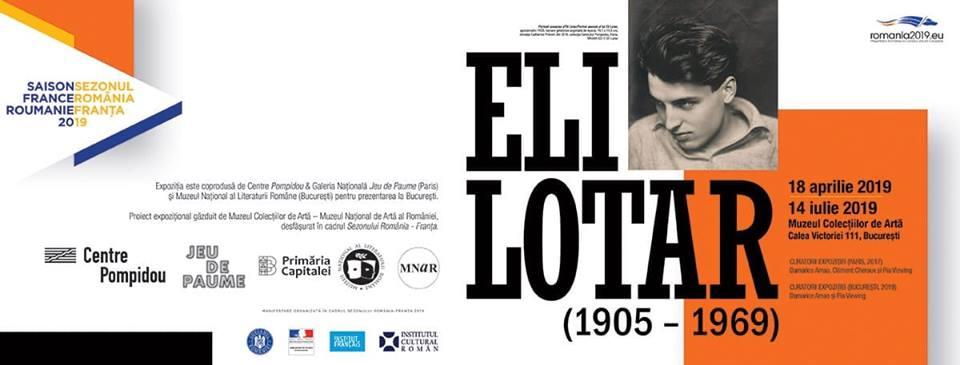 Expoziție Eli Lotar (1905 – 1969) @ Muzeul Colecțiilor de Artă