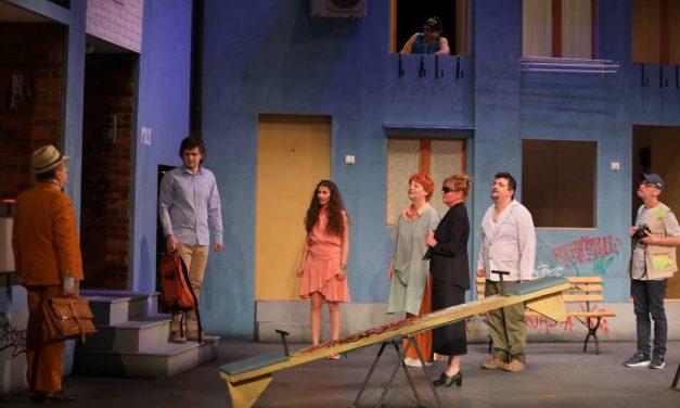 După o îndelungată absenţă, comedia PREŞUL de Ion Băieşu revine pe afişul bucureştean!