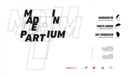 """Proiecte artistice """"Made in Partium"""""""