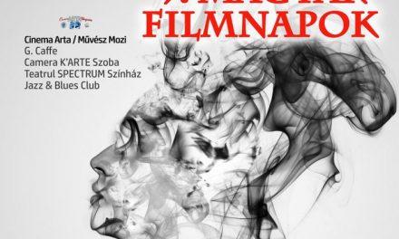 Zilele Filmului Maghiar la Târgu Mureș, ediția a 9-a