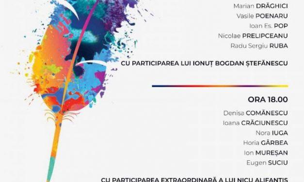Ziua Internațională a Poeziei @ Muzeul Național al Literaturii Române