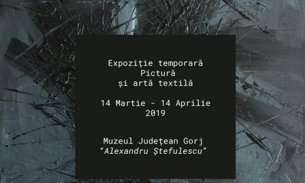 """Oana Tudose expune  """"Revelațiile durerii (după Cioran)"""" @ Muzeul Județean Gorj """"Alexandru Ștefulescu"""" din Târgu Jiu"""