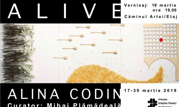 Alina Codin – ALIVE