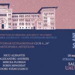 50 ani Club A @ Centrul Expozițional Documentar al UAUIM – Muzeul Școlii de Arhitectură, București