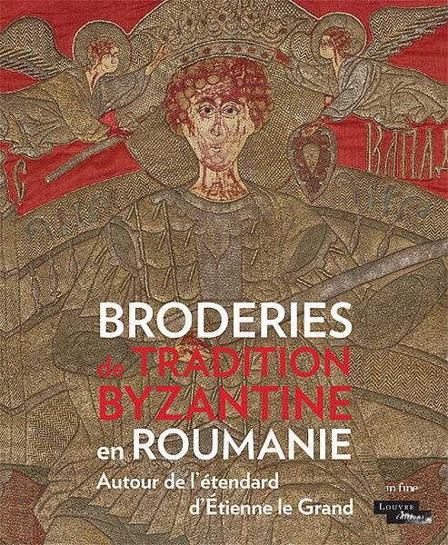 Deschiderea primei expoziții a României la Muzeul Luvru, Franța: Broderii de tradiție bizantină din România. În jurul stindardului lui Ştefan cel Mare