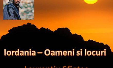 OAMENI ȘI LOCURI DIN IORDANIA VĂZUTE DE UN ATAȘAT MILITAR ROMAN