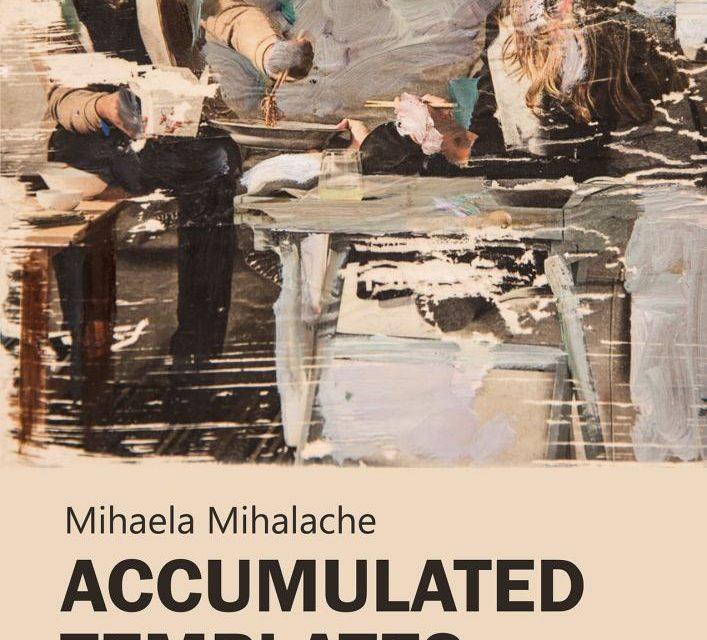"""Expoziție personală Mihaela Mihalache """"Accumulated templates"""" la Camera K Arte, Târgu Mureș"""