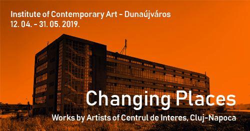 """Changing Places"""", prima expoziție internațională cu focus exclusiv pe artiștii din Centrul de Interes"""