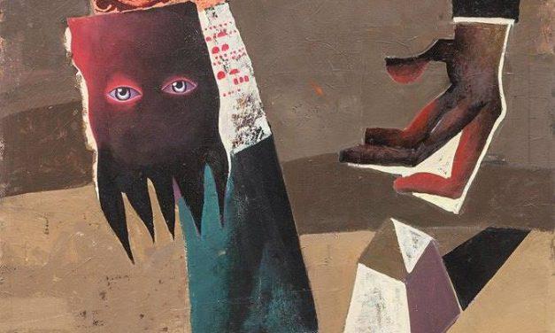 Expoziție de pictură – GHEORGHE LUNGU @ Muzeul Național de Artă al MOLDOVEI, Chișinău