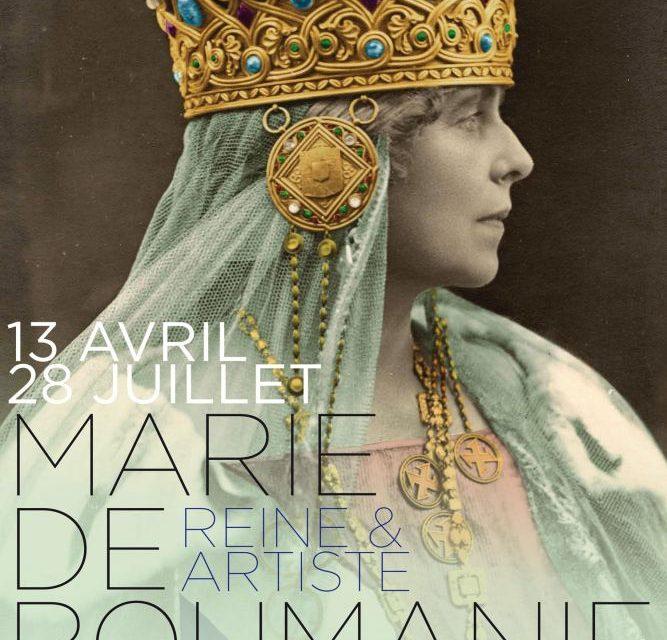 "Expoziția ""Marie de Roumanie, reine et artiste"" la Reims, Franța"