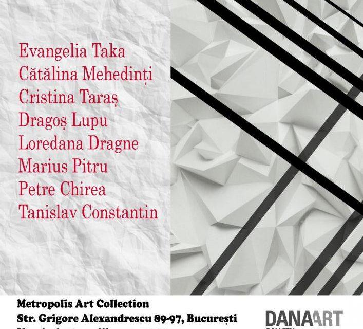 """Expoziția """"Reflecții"""" @ Metropolis Art Collection, București"""