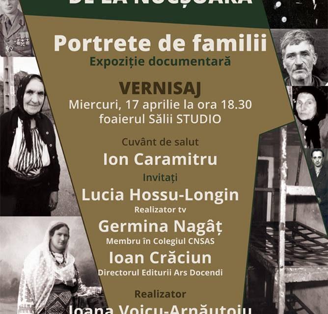 """Expoziția """"Rezistența anticomunistă de la Nucșoara – portrete de familii"""" @ TNB"""
