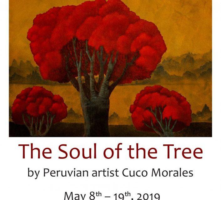"Expoziția artistului  peruan JOSÉ ANTONIO ""CUCO"" MORALES VELIT, la ARCUB"