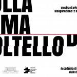"""Expoziția de artă contemporană """"Pe muchie de cuțit"""" @ Galeria de Artă Accademia di Romania in Roma,"""