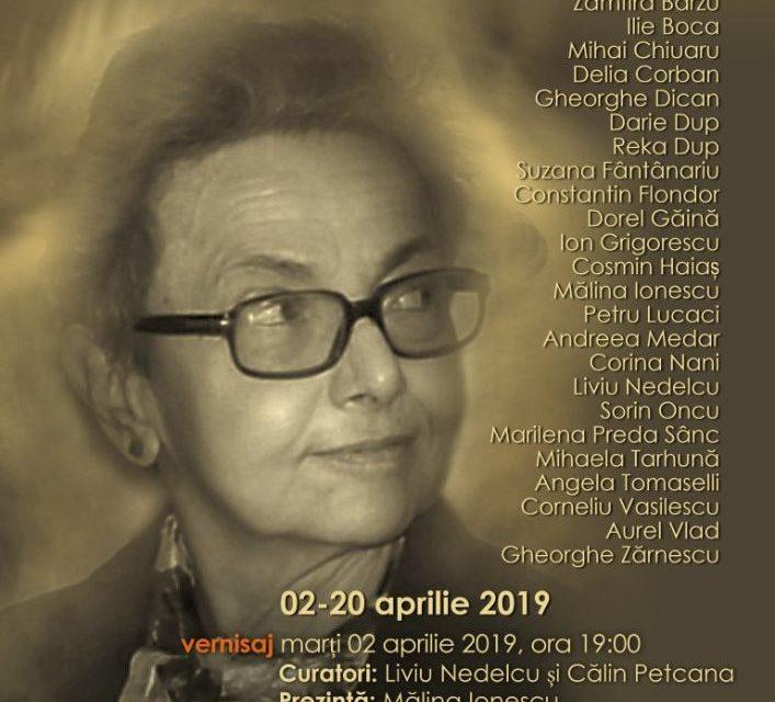 "Expoziție ""Alexandra Titu. In memoriam"" @ Calpe Gallery, Timișoara"