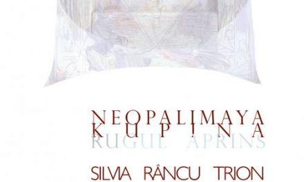 "Expoziție Silvia Râncu Trion ""Neopalimaya Kupina – RUGUL APRINS"" @ Galeria Helios, Timișoara"
