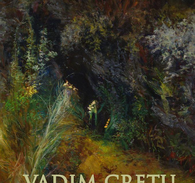 """Expoziție Vadim CREȚU """"Grădini misterioase"""" @ Muzeul de Artă Constanța"""
