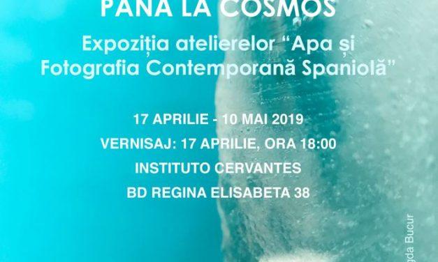 """Expoziție de fotografie """"De la picătură până la cosmos"""" @ Instituto Cervantes din București"""