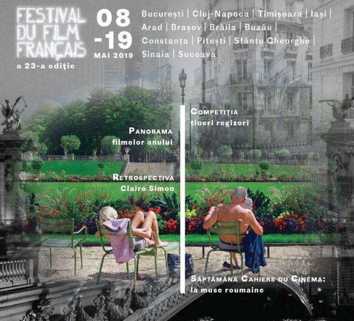Festivalul Filmului Francez din România, cea de-a 23-a ediție