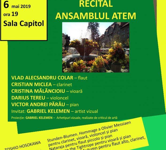 """Festivalul Timișoara Muzicală – spectacolul Vortex Symphony @ sala Capitol a Filarmonicii """"Banatul"""""""