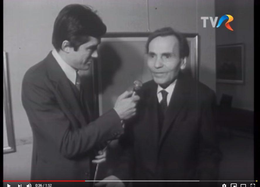 Interviu cu Alexandru Ciucurencu din 1973