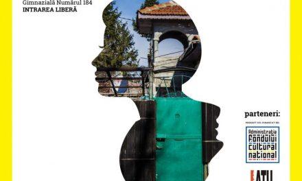 Portrete de Cartier, un proiect artistic de înțelegere și explorare a cartierelor bucureștene