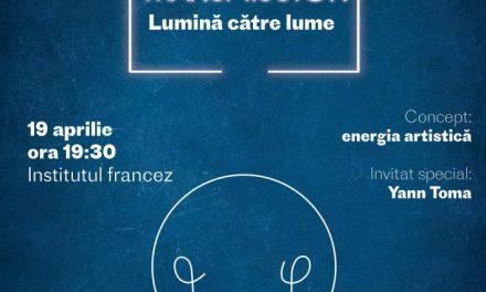 """Yann Toma """"Transmisiune, lumini către lume"""" @ Institutul francez, București"""