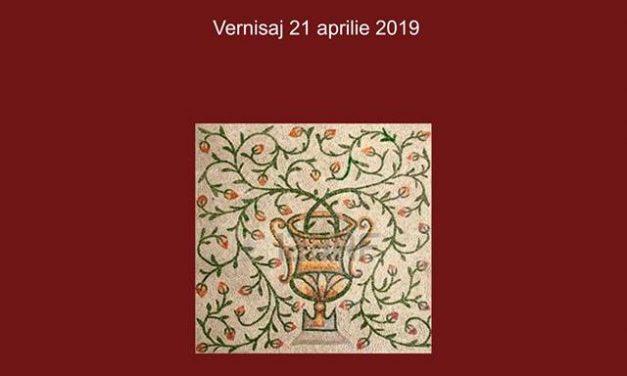 """ANUALA DE ARTĂ RELIGIOASĂ ȘI RESTAURARE 2019 @ Muzeul Național al Satului """"Dimitrie Gusti"""""""