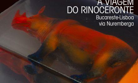 """Expoziția colectivă """"Călătoria Rinocerului. De la București la Lisabona via Nürnberg"""" la Galeria ICR Lisabona"""