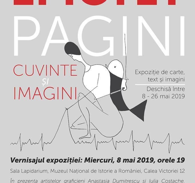 """Expoziție temporară """"Epictet. Pagini: cuvinte și imagini"""" la Muzeul Național de Istorie a României"""