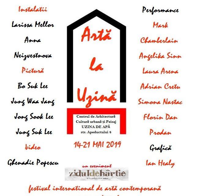 Artă la Uzină. 14-21 mai, la Suceava