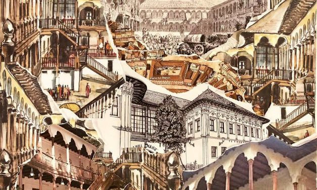 """București, oraș în matricea otoman-orientală @ Institutul Cultural Român """"Dimitrie Cantemir"""" din Istanbul"""